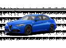 Alfa Romeo Giulia Quadrifoglio occasion Allemagne