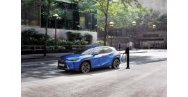 Lexus UX300e : Des batteries garanties 10 ans et  1 000 000 de kilomètres