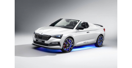 Skoda Slavia 2020 : Unique Scala Spider