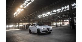 Alfa Romeo Stelvio Veloce Ti : style et équipement