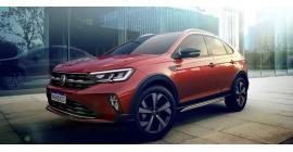 Volkswagen Nivus 2021 : Le T-Cross coupé débarque