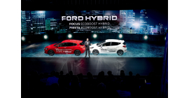 Les Ford Fiesta et Focus passent à l'hybride