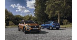 Nouvelles Dacia Sandero et Sandero Stepway: tous les prix!