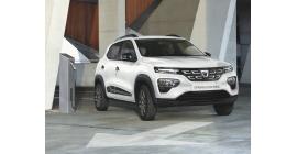 La nouvelle Dacia Spring prochainement en location chez E.Leclerc