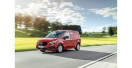 Nouveau Mercedes Citan: un simple Kangoo rebadgé?