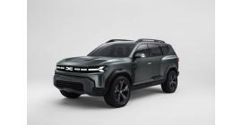 Dacia Bigster: nouveau modèle et nouveau logo