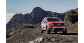 Dacia Duster restylé 2021: évolution en douceur