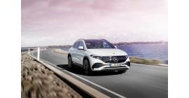 Mercedes EQA : Le GLA électrique arrive