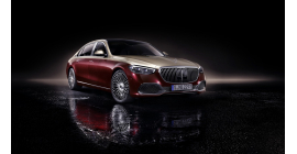 Mercedes Classe S Maybach : grand luxe allemand