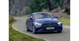 Mercedes CLS 2021 : Discret restylage de mi-carrière