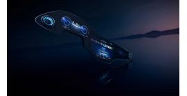 Hyperscreen : le futur écran XXL de Mercedes