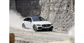 Mercedes Classe C All-Terrain: le break surélevé