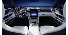 Le nouveau Mercedes SL 2021 dévoile son habitacle