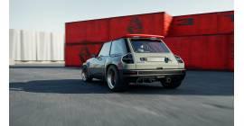 Renault 5 Turbo3 restomod: 400 ch qui sentent bon l'essence