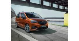Opel Combo-e Life: le ludospace électrique dévoile ses prix