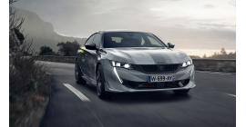 Peugeot prépare une 508 sportive hybride