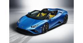 Lamborghini Huracán EVO RWD Spyder: deux roues motrices qui décoiffent