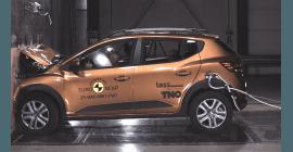 Seulement 2 étoiles pour la Dacia Sandero aux crash-tests Euro NCAP