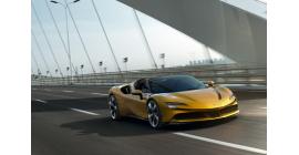 Ferrari SF90 Spider (2021) :  1 000 chevaux au grand air
