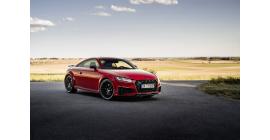 Audi TTS Competition Plus: petite cure de vitamine