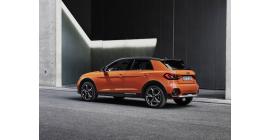 Nouvelle déclinaison de la citadine Audi : l'A1 Citycarver