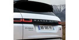 Le retour de l'E85 sur les Land Rover Discovery Sport et Range Rover Evoque
