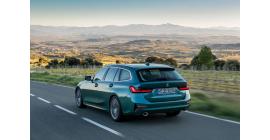 BMW Série 3 Touring (G21) : Dynamisme et praticité