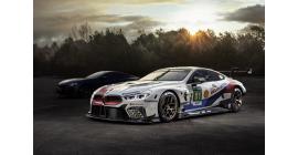 BMW présentera le coupé Série 8 aux 24h du Mans