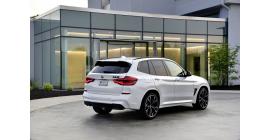 BMW X3 M et X4 M Competition : SUVs haute performance !