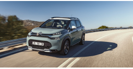 Le Citroën C3 Aircross restylé : le grand méchant look