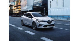 Renault : la Clio devient hybride