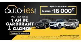 Le plein d'économies chez Auto-IES : tentez de gagner un an de carburant pour tout achat