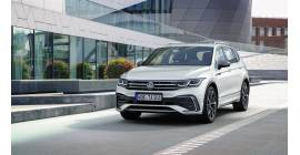 Le Volkswagen Tiguan Allspace 2021 dévoile ses prix