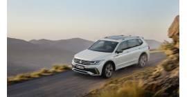 Volkswagen Tiguan Allspace 7 places  restylé (2021): toutes les infos