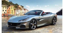 Ferrari Portofino M (2021) : Remise à jour pour le coupé cabriolet du cheval cabré