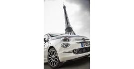 La nouvelle 500 «Collezione» présentée à Paris