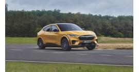 Ford Mustang Mach-E GT: 77 490 € et 487 ch électrique