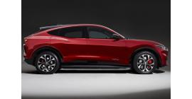 Ford Mustang Mach-E : inattendu, mais plein de sens !