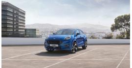 Ford Puma : A mi-chemin entre la Fiesta Active et le Kuga