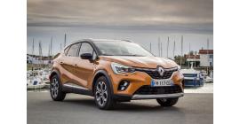 Le Renault Captur passe à la micro-hybridation