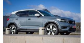 Le Volvo XC40 bientôt privé de diesel