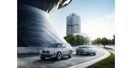 BMW testera des voitures autonomes en Chine