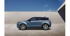 Nouveau Range Rover Evoque : Transformation en douceur