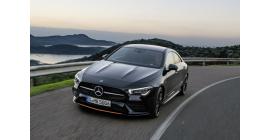 Nouveau Mercedes CLA : bientôt la relève !