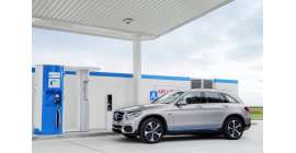 Mercedes GLC F-Cell: Premiers pas avec l'hyrdogène