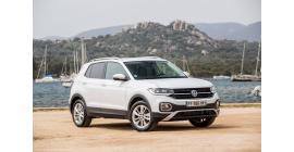 Du nouveau dans la gamme VW avec le T-Cross !