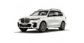Lancement du X7 : le SUV XXL vu par BMW