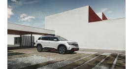 Nouveauté : Citroën C5 Aircross
