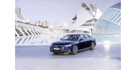 La nouvelle Audi A8 est désormais disponible à la commande