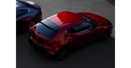 Nouvelle Mazda 3: vive comme une essence, sobre comme un diesel
